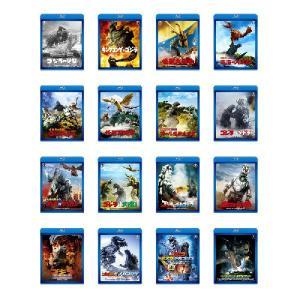 映画 ゴジラ (GODZILLA) Blu-ray 【60周年記念版】 シリーズ16作セット|e-sekaiya