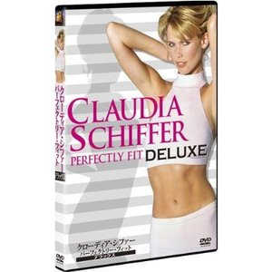 クローディア・シファー/パーフェクトリー・フィット デラックス −いつでもどこでもクローディア!トレーニングBook付|e-sekaiya