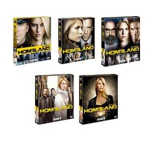 HOMELAND/ホームランド シーズン1〜5 <SEASONSコンパクト・ボックス> DVDセット|e-sekaiya