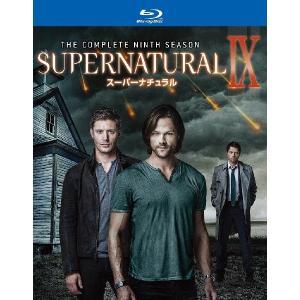 SUPERNATURAL IX<ナイン・シーズン>ブルーレイ コンプリート・ボックス(4枚組) 【Blu-ray】|e-sekaiya