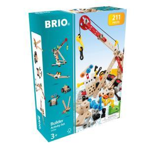 BRIO ブリオ ビルダー アクティビティセット|e-sekaiya