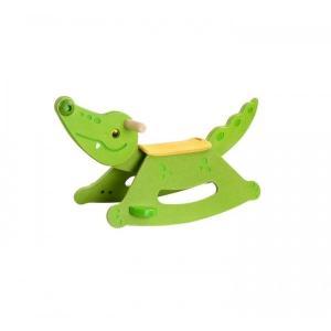 PLANTOYS(プラントイ) ロッキングアリゲーター 乗用玩具|e-sekaiya