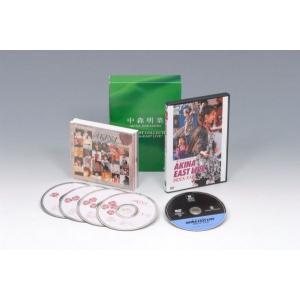 中森明菜 / AKINA NAKAMORI SUPER BEST COLLECTION  5枚組(CD4枚+DVD1枚)|e-sekaiya