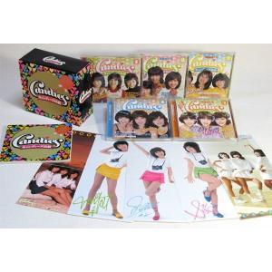 キャンディーズ伝説(CD5枚組) 【通信販売限定商品】|e-sekaiya