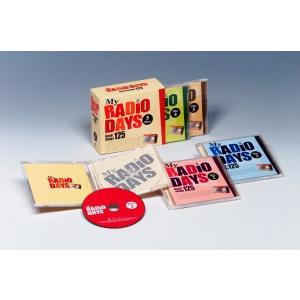 MY  RADIO DAYS CD5枚組 全125曲 歌詞・解説付き|e-sekaiya