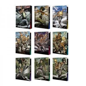 進撃の巨人 全巻(1〜9)DVD セット|e-sekaiya