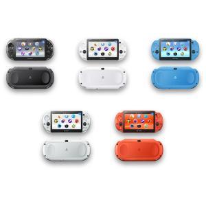 PlayStation プレイステーション Vita(本体) Wi-Fiモデル (PCH-2000シリーズ)+お出かけセット (計5点)|e-sekaiya|02