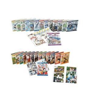 サバイバルシリーズ 計30巻セット 【基本編 + 発展編】 (かがくるBOOK―科学漫画サバイバルシリーズ)|e-sekaiya