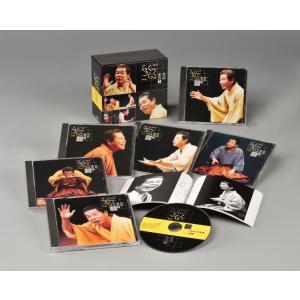 """これを聴かずに何を聴く。""""志の輔らくご""""の真髄がつまった6枚組CD BOXが登場!脳トレ生活では、送..."""