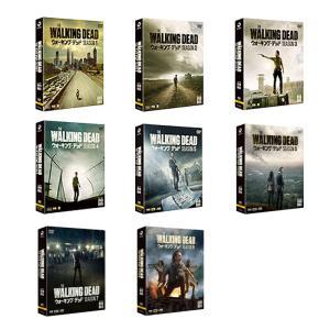 ウォーキング・デッド コンパクト DVD-BOX シーズン 1〜4 セット