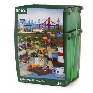 ブリオ (BRIO) ワールドデラックスセット 33766 e-sekaiya 02