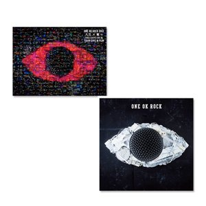ONE OK ROCK / 『人生×君=』 CD + LIVE DVD セット|e-sekaiya
