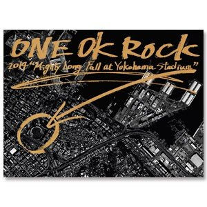 "ONE OK ROCK / LIVE DVD 「ONE OK ROCK 2014 ""Mighty Long Fall at Yokohama Stadium"" 」 AZBS-1032