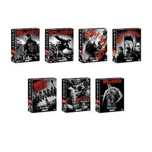 サンズ・オブ・アナーキー オール・シーズン (全巻) <SEASONSコンパクト・ボックス> DVDセット|e-sekaiya