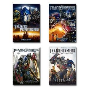 トランスフォーマー DVD 4作セット|e-sekaiya