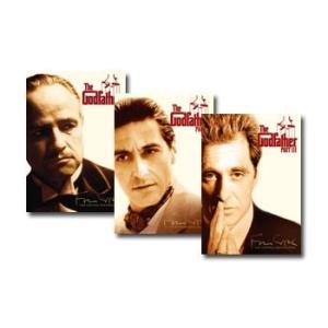 ゴッドファーザー PART I・II・III <デジタル・リストア版> DVD セット