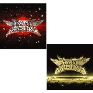 BABYMETAL / BABYMETAL + METAL RESISTANCE (通常盤) CD2枚セット