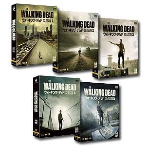 ウォーキング・デッド コンパクト DVD−BOX シーズン1〜5 セット|e-sekaiya