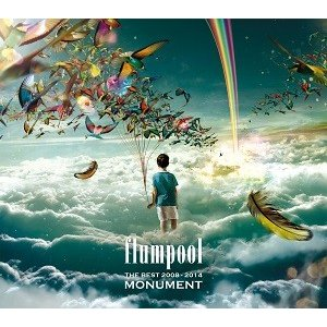 flumpool Album / The Best 2008-2014 「MONUMENT」 通常盤(2CD) AZCS1030〜1031|e-sekaiya
