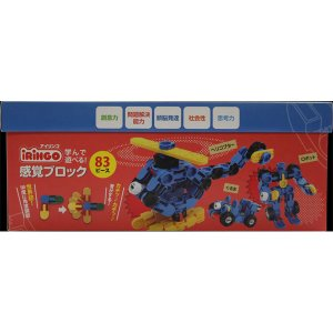 感覚ブロック アイリンゴ [iRiNGO]  83ピース|e-sekaiya