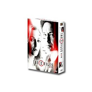 X-ファイル 2018 DVDコレクターズBOX|e-sekaiya
