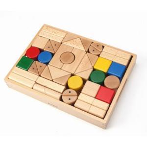 UKK 木製知育玩具 B0903 トランスフォーマーブルブロックス|e-sekaiya