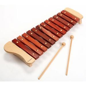 UKK 木製知育玩具 楽器 A0805 木琴 12音|e-sekaiya
