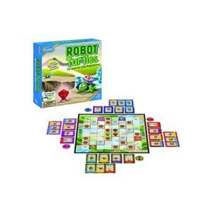 プログラミング学習ゲーム ThinkFun(シンクファン) ROBOT TUERLES(ロボット・タートルズ)|e-sekaiya