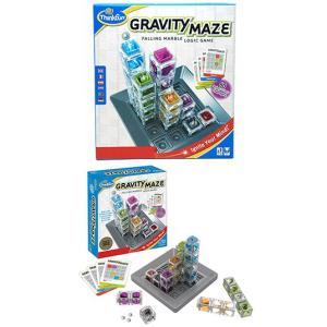 3Dパズル プログラミング ThinkFun(シンクファン) GRAVITY MAZE(グラビティ・メイズ)|e-sekaiya