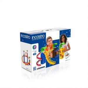 イタリア生まれの知育ブロック 「 Incastro ( インカストロ ) 」 BOX500 500ピース入り|e-sekaiya