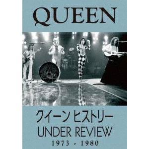クイーン ヒストリー 1973−1980 DVD|e-sekaiya