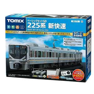鉄道模型 TOMIX(トミックス) Nゲージ ベーシックセットSD 225系新快速|e-sekaiya