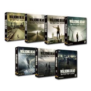 ウォーキング・デッド コンパクト DVD−BOX シーズン1〜7 セット|e-sekaiya