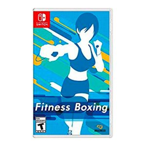 Nintendo Switch Fit Boxing(フィットボクシング)
