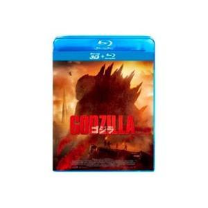 GODZILLA ゴジラ[2014] 3D&2D Blu-ray 3枚組