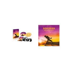 ボヘミアン・ラプソディ 2枚組ブルーレイ&DVD + オリジナル・サウンドトラックCD セット|e-sekaiya