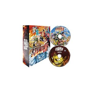劇場版 『ONE PIECE STAMPEDE』 スペシャル・デラックス・エディション DVD|e-sekaiya