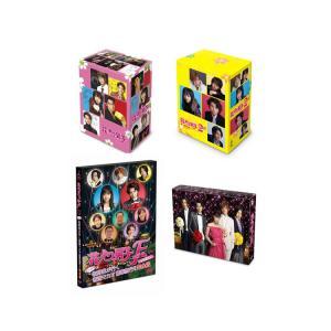 花より男子 DVD 全4タイトルセット|e-sekaiya