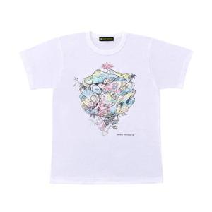 24時間テレビ 2019 チャリティーTシャツ カラー 白 嵐 大野智 デザイン (サイズM)