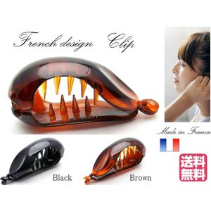 送料無料 Made in France Pony Clip