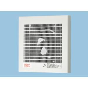 パナソニック 換気扇 パイプファン FY-08PF9D● 排気 プロペラファン 角形格子ルーバー フィルター付