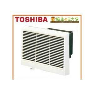 東芝 浴室用換気扇 VFB-13A 強制排気・自然給気可能タ...