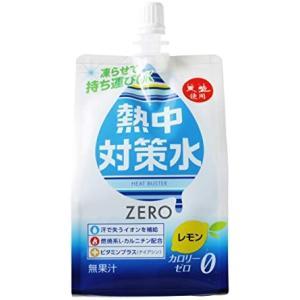 熱中対策水(ソフトパウチ) レモン味 1ケース (300g×30個 )【E区分】|e-shop-selection
