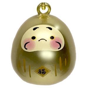 福音鈴  だるま 黄金色(A区分)|e-shop-selection