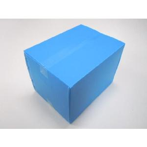 プラダン ケース A3タイプ ライトブルー 5箱セット