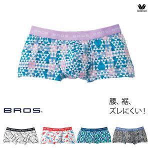 ワコール ブロス  メンズ ローライズ フィットパンツ GT3603 e-sitagi