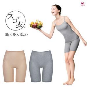 ワコール 3分丈ボトム スゴ衣 快適プラス MLサイズ|e-sitagi