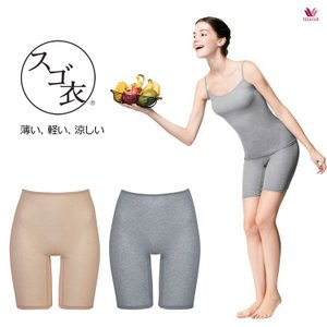 ワコール 3分丈ボトム スゴ衣 快適プラス LLサイズ|e-sitagi