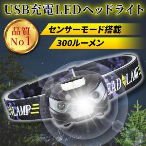 ヘッドライト ヘッドランプ led 釣り キャンプ 登山 ハイキング 防水 防災 災害|e-sma