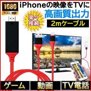 iphone テレビに映す テレビ 接続 ミラーリング モニター 有線 IPHONEの画面をテレビに e-sma